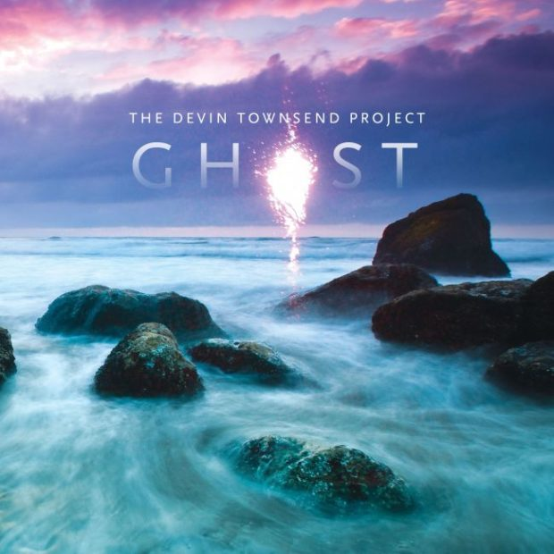 Devin Townsend Project- Ghost CD