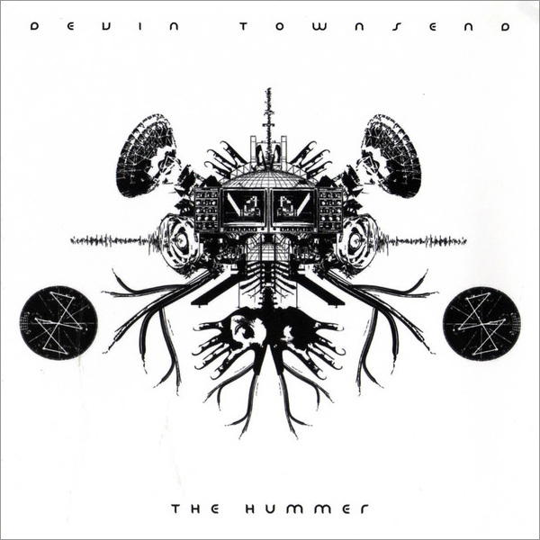 Devin Townsend - The Hummer CD