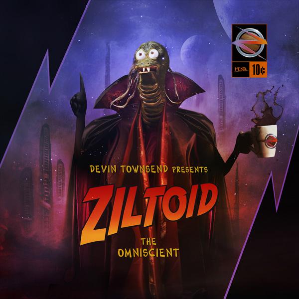 Devin Townsend- Ziltoid the Omniscient Special Edition