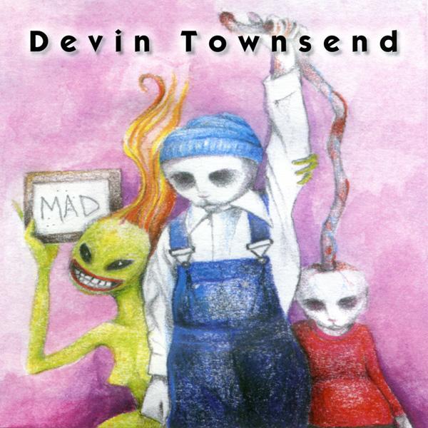 Devin Townsend- Ass Sordid